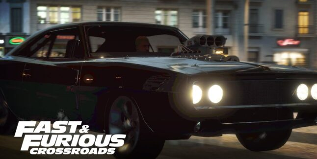 Fast & Furious Crossroads game release