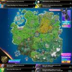 Fortnite Chapter 2 Season 3 Week 10 Challenges Cheat Sheet