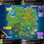 Fortnite Chapter 2 Season 3 Week 8 Challenges Cheat Sheet
