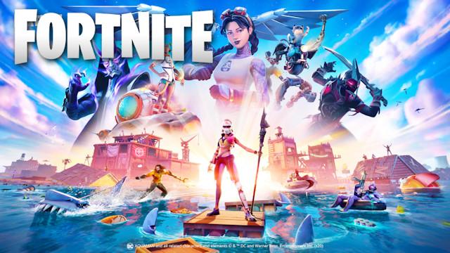 Fortnite Chapter 2 Season 3 Week 8 Challenges List
