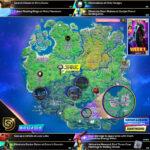 Fortnite Chapter 2 Season 4 Week 1 Challenges Cheat Sheet