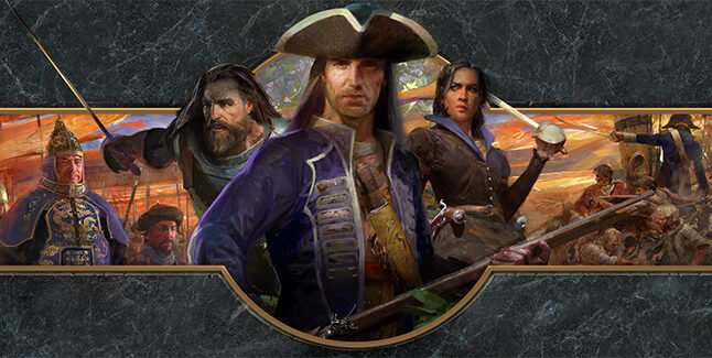Age Of Empires III Definitive Edition Banner