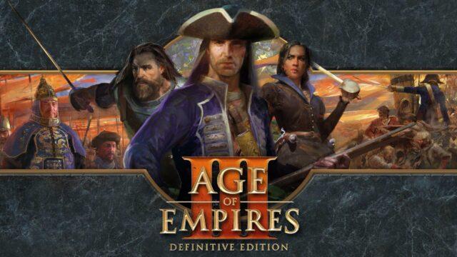 Age Of Empires III Definitive Edition Promo Art