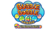 Bubble Bobble 4 Friends The Baron is Back Logo