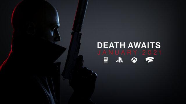 Death Awaits January 2021