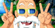 Dragon Ball FighterZ Master Roshi Banner