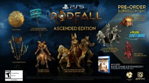 Godfall Ascenced Edition