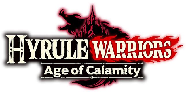 Hyrule Warriors Age of Calamity Logo