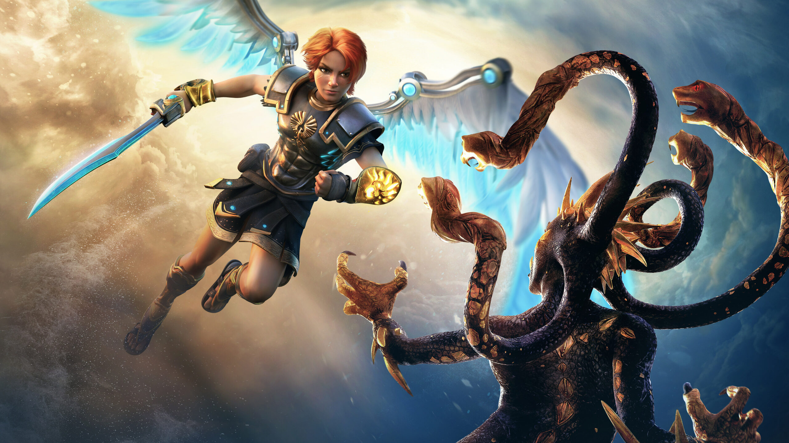 Immortals Fenyx Rising Key Visual 1