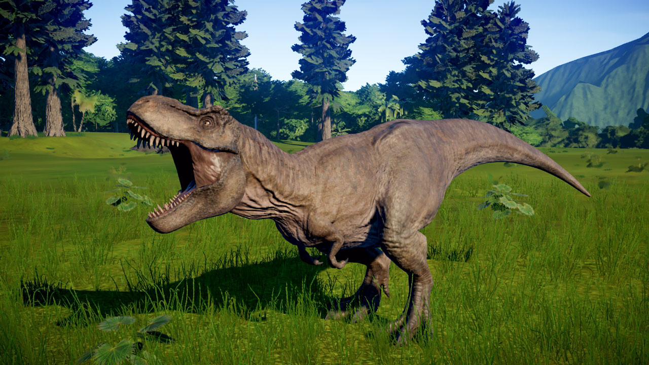 Jurassic World Evolution Switch Screen 2