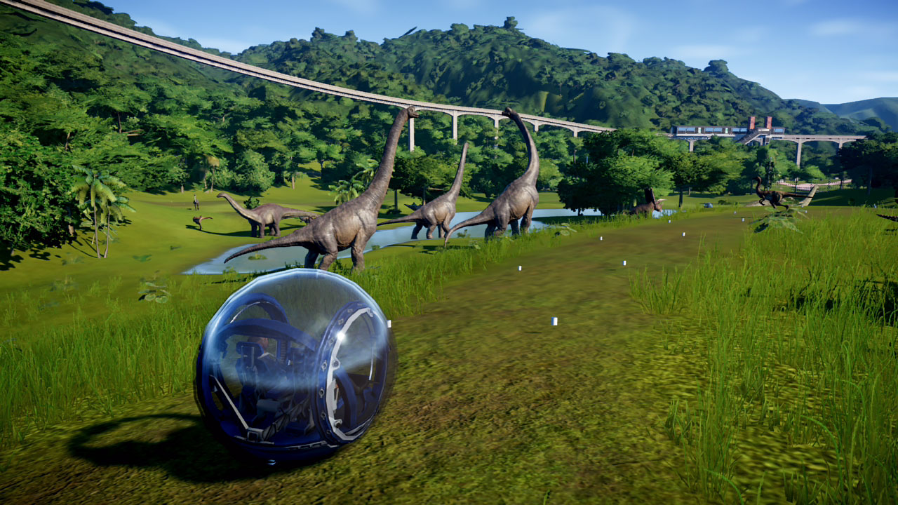 Jurassic World Evolution Switch Screen 5