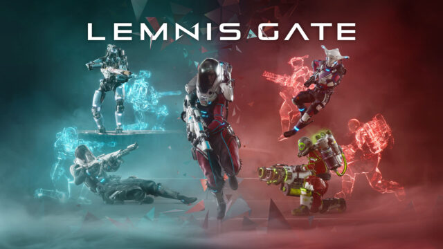 Lemnis Gate Key Art