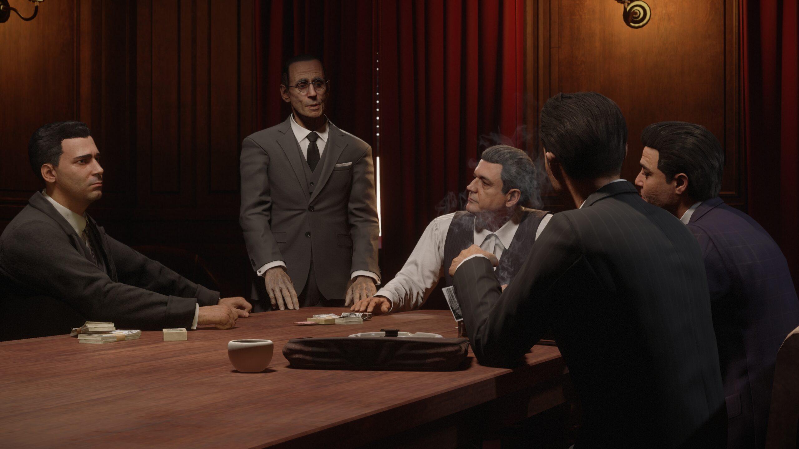 Mafia Definitive Edition Screen 2