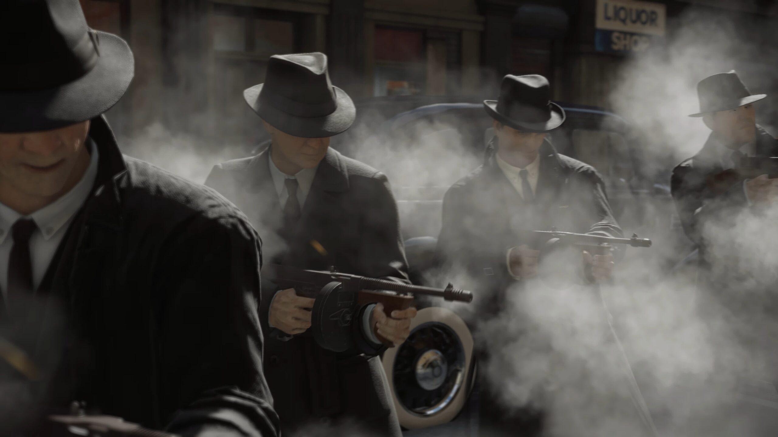 Mafia Definitive Edition Screen 4