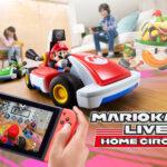 Mario Kart Live Home Circuit Key Visual