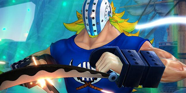 One Piece Pirate Warriors Killer Banner