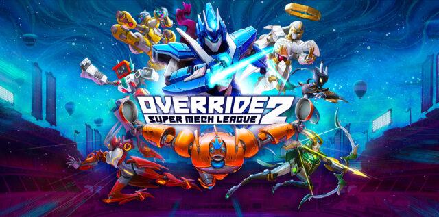 Override 2 Super Mech League Key Art