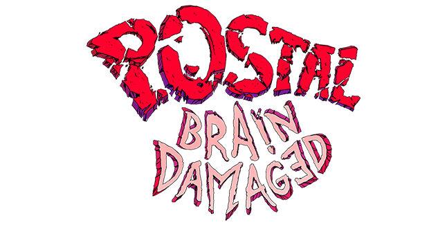 POSTAL Brain Damaged Logo