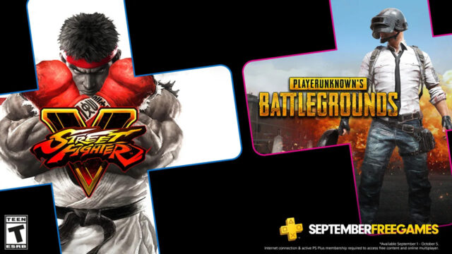 PlayStation Plus Free Games for September 2020