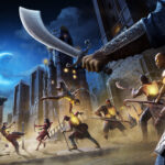 Prince of Persia The Sands of Time Remake Concept Art
