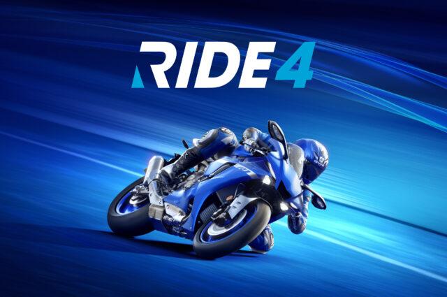 RIDE 4 Key Visual