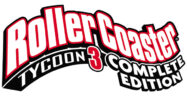 RollerCoaster Tycoon 3 Complete Edition Logo