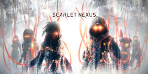 Scarlet Nexus Promo Art