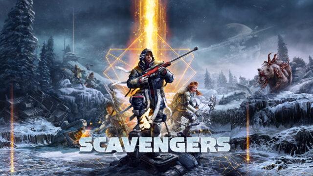 Scavengers Key Art