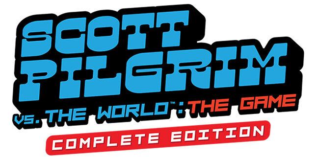 Scott Pilgrim vs The World The Game Complete Edition Logo