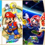 Super Mario 3D All Stars Key Visual