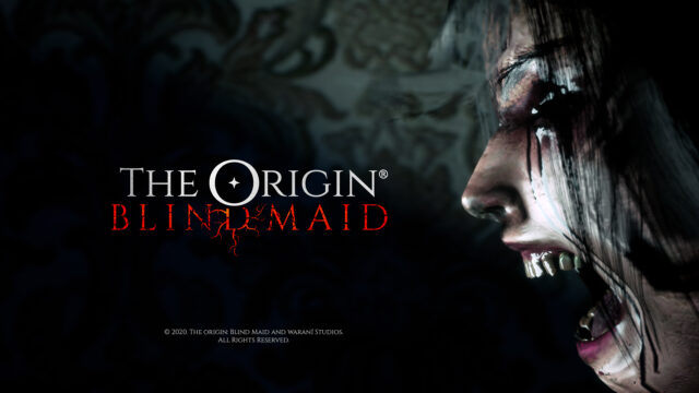 The Origin Blind Maid Banner