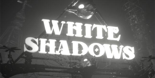 White Shadows Banner