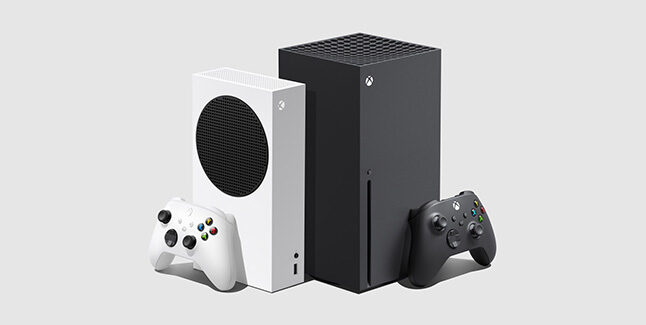 Xbox Seriess X and S Banner