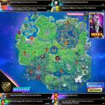 Fortnite Chapter 2 Season 4 Week 4 Challenges Cheat Sheet