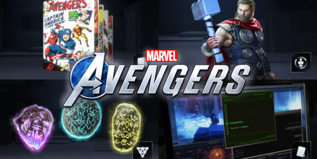 Marvel's Avengers Game Collectibles Locations Guide