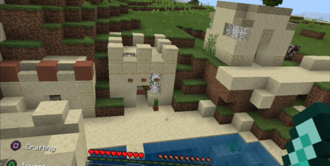 Minecraft Adding PS4 VR Support in September 2020