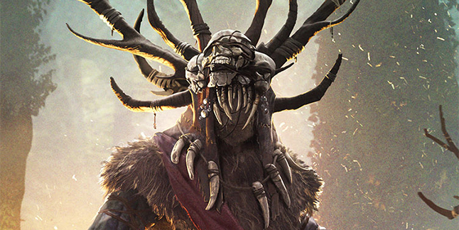 Assassins Creed Valhalla Wrath of the Druids Banner