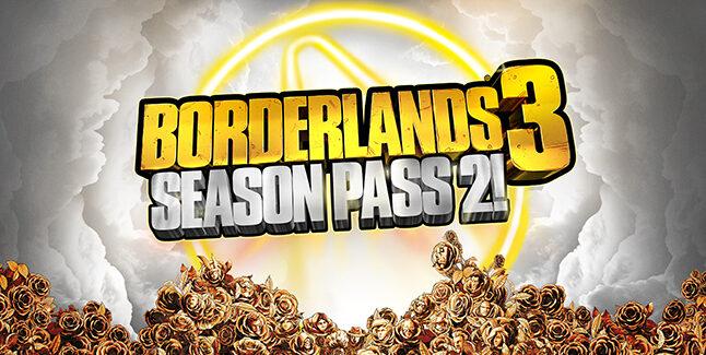 Borderlands 3 Season Pass 2 Banner