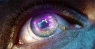 Cyberpunk 2077 Eye Banner