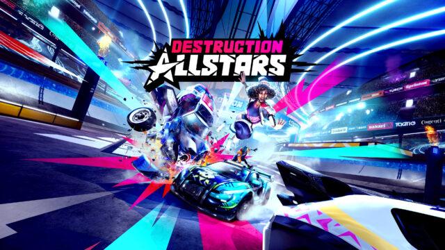 Destruction AllStars Key Visual