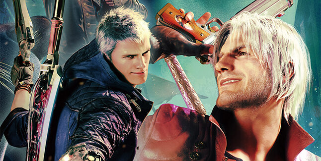 Devil May Cry 5 Special Edition Banner