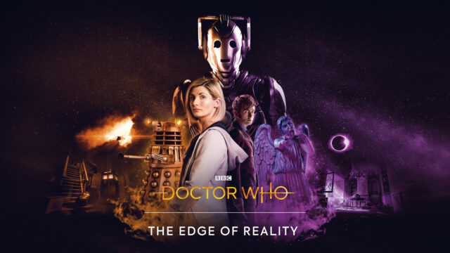 Doctor Who The Edge of Reality Key Visual