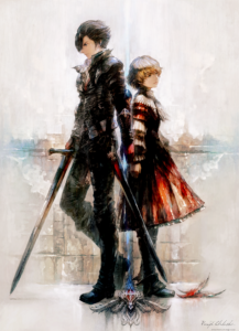 Final Fantasy XVI Character Art