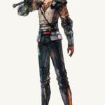 Final Fantasy XVI Clive Rosfield Art