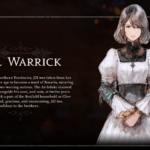 Final Fantasy XVI Jill Warrick