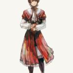 Final Fantasy XVI Joshua Rosfield Art