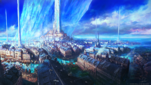 Final Fantasy XVI Setting Art 1