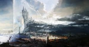 Final Fantasy XVI Setting Art 2