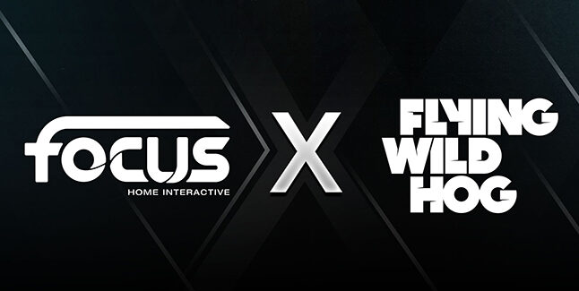 Focus Home Interactive and Flying Wild Hog Partnership