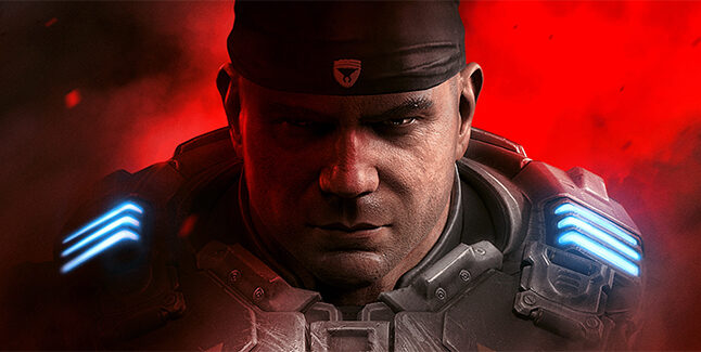 Gears 5 Xbox Series Update Banner